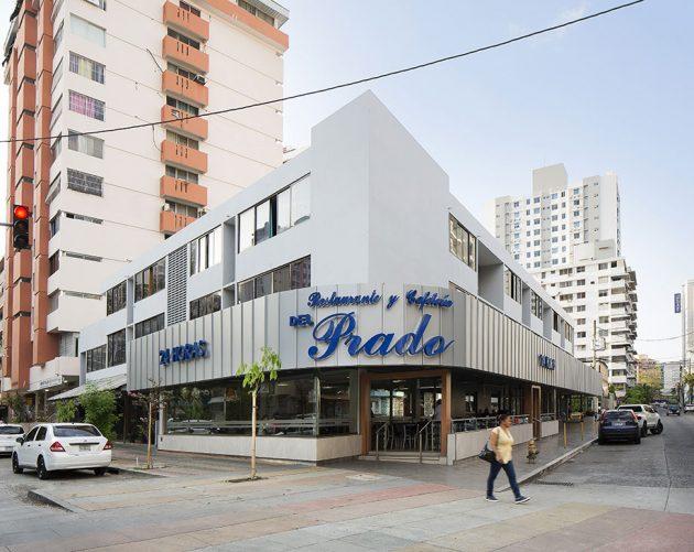 Remodelación Restaurante El Prado